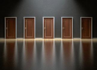 Drzwi harmonijkowe - idealna rozwiązanie do mniejszych pomieszczeń