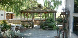 Pergole atrakcja w ogrodzie