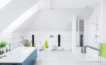 Kabiny prysznicowe do małej łazienki