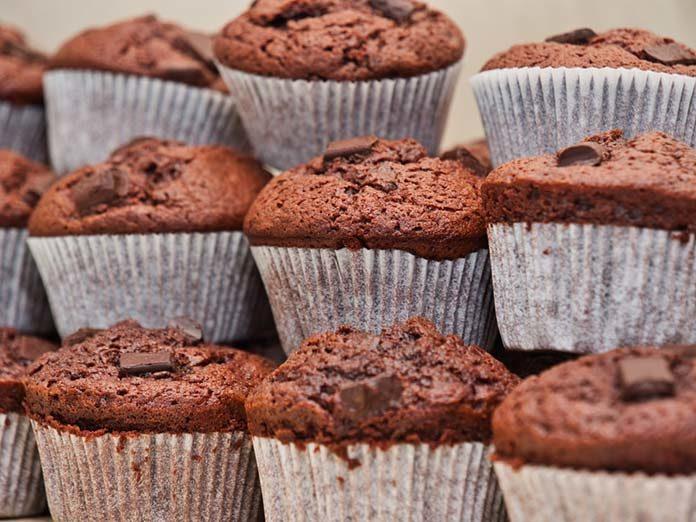 Przepis na idealne muffinki czekoladowe